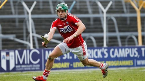 Alan Cadogan has become a key player for Cork