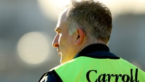 Former Offaly manager Stephen Wallace