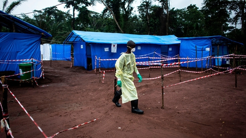 WHO says woman's Ebola death in hospital was