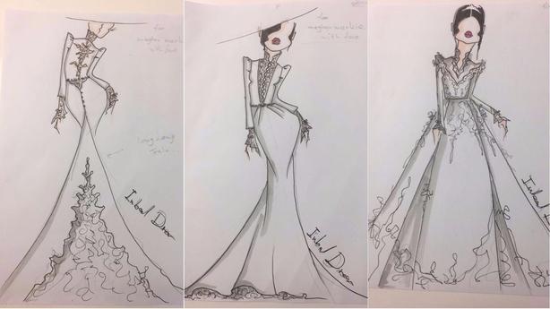 Israeli designerInbal Drorby PA