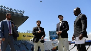 The spectacle of captains tossing up and calling heads or tails is pre-match staple on the first morning of Tests.