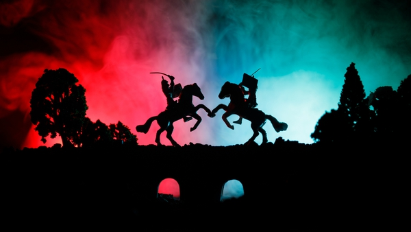 """""""Competitive honour can be won by individual acts of bravery or prowessin battle, conflict or on the sporting field"""". Photo: iStock"""