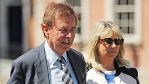 Alan Shatter appeared before the Disclosures Tribunal at Dublin Castle