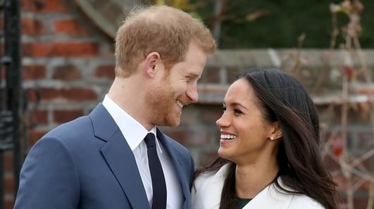 Royal reaction to forthcoming Meghan & Harry interview with Oprah Winfrey