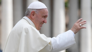 Pope Francis will visit Ireland for two days at the end of August