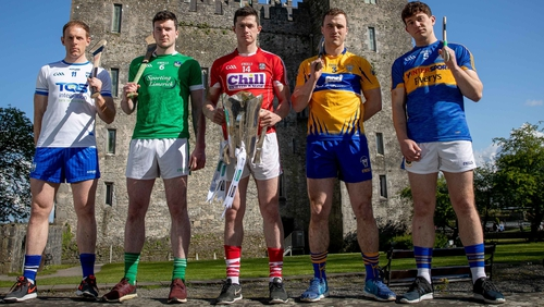 The Munster Hurling Championship throws in on Sunday