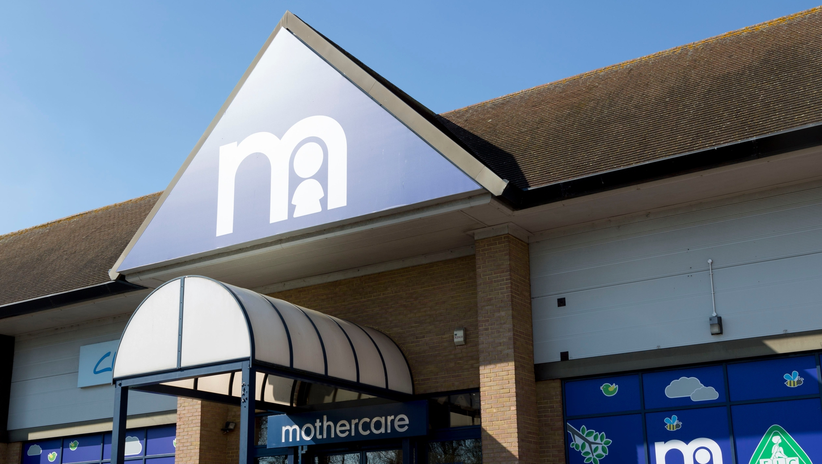 97b9b31620509 Mothercare's third-quarter sales drop 18%