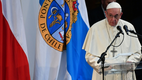 Pope Francis has accepted the resignations of five Chilean bishops