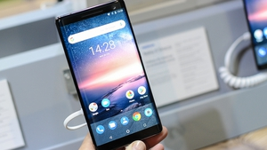 The Nokia 7 Plus has a 6 inch screen