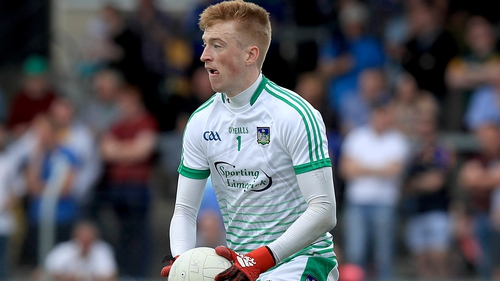 Donal O'Sullivan has been on the Limerick panel since 2011