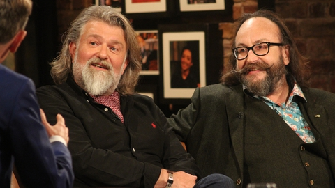 The Hairy Bikers | The Late Late Show