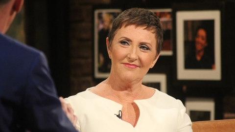 Majella O'Donnell   The Late Late Show