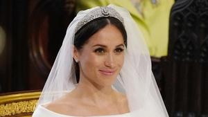 A very happy looking bride