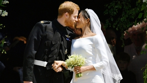 Prince Harry and Meghan Markler wed on May 19, 2018