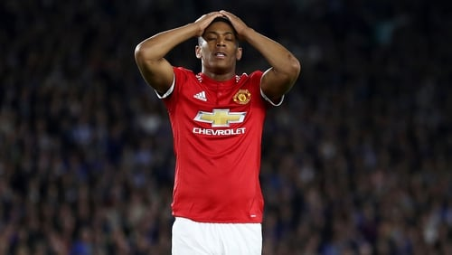 'The main reason Anthony Martial is not in the squad is that you need to be a regular in your club before becoming a regular in your national team'