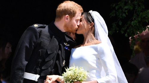 Everything You Need To Know About Meghan Markle's Wedding Bouquet