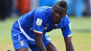 Mario Balotelli has been named in Roberto Mancini's first Italy squad