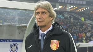 Pellegrini joined Hebei after leaving Manchester City in 2016.
