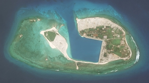 The Paracel Islands are also claimed by Vietnam and Taiwan