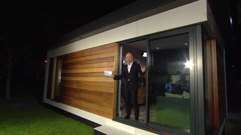 Housing Pods | The Ray D'Arcy Show