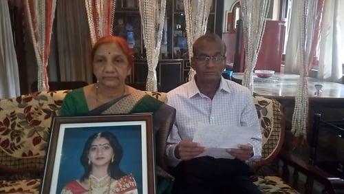 Savita Halappanavar died at Galway University Hospital on Sunday 28 October 2012