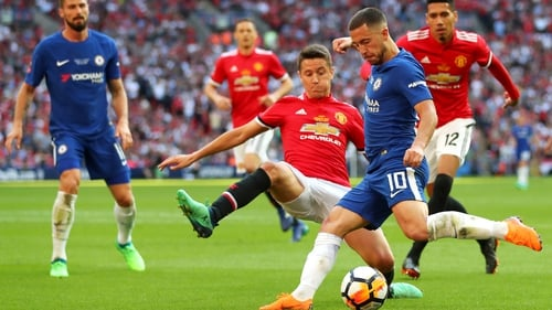 Ander Herrera is happy with Manchester United's progress