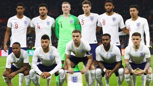 England will hope to make an impact at this summer's World Cup