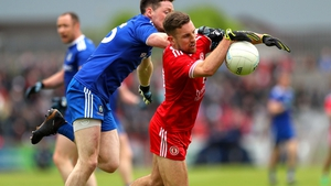 Monaghan meet Fermanagh in the semi-final