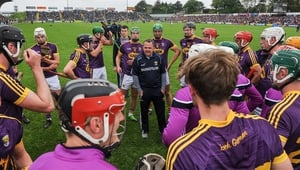 Can Davy Fitzgerald deliver some silverware in his third season with Wexford?