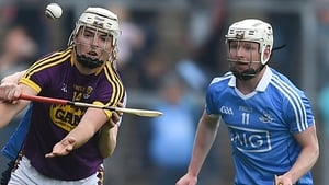 Rory O'Connor was Wexford's scorer-in-chief