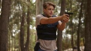 Colby forced to open fire on kidnappers on Home and Away