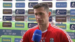 """Seamus Harnedy: """"That was a hell of a game""""   The Sunday Game"""
