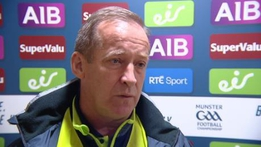 """Colm Collins: """"We need to start marketing our product""""   The Sunday Game"""