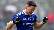 Conor McManus was part of a Clontibret team that won the Monaghan SFC final last weekend