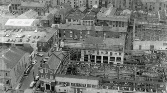 Demolition Of Northumberland Square