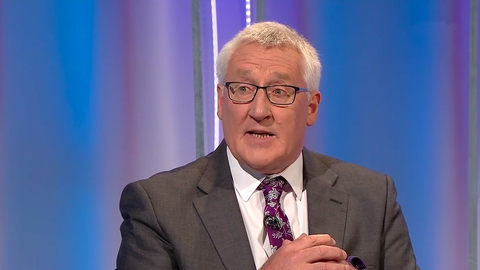 """Pat Spillane: """"The weaker counties are being forgotten about""""   The Sunday Game"""