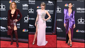 Here's what the celebs wore to the Billboard Awards 2018