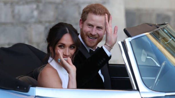 Duke and Duchess of Sussex, Meghan Markle and Prince Harry