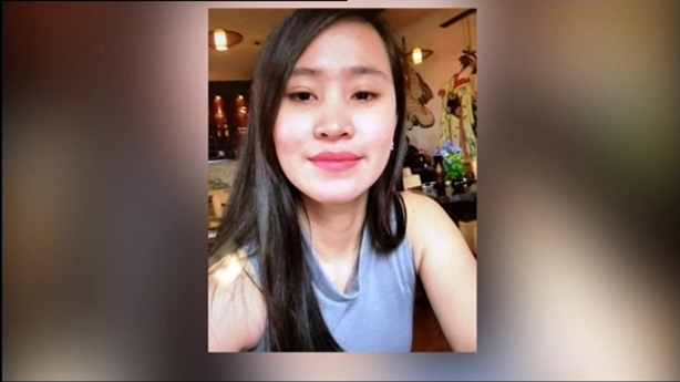Search under way for Jastine Valdez's handbag