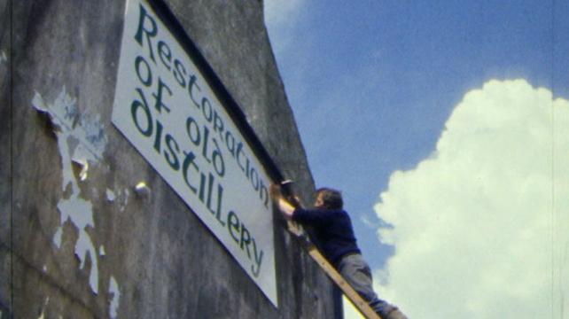 Restoration of Locke's Distillery, Kilbeggan, County Westmeath