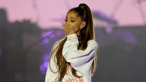 Ariana Grande remembers Manchester on first anniversary