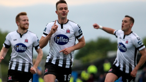 Dundalk will be keen to bring home an away goal or two