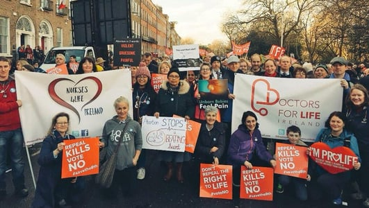 Consultant Obstetrician for Doctors for Life calls for No Vote