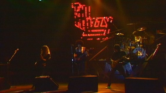 Thin Lizzy Last Concert