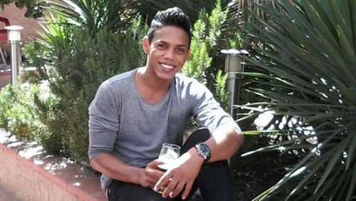 John Kennedy Santos Gurgao died from cocaine poisoning