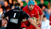 Tadhg Beirne featured in Glasgow on Friday