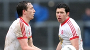 Sean Cavanagh: 'I felt in a game of that stature, the longer he'd have been on, the better chance Tyrone would have had.'