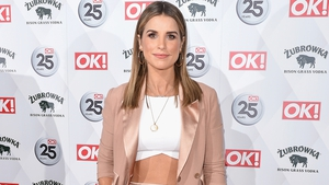 Vogue Williams opens up on struggle with anxiety during pregnancy