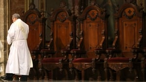 The 14 priests are suspended while they are being investigated for 'improper conduct'