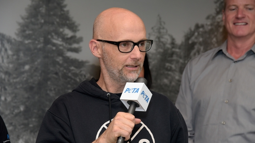 Moby: ''I almost don't see making music as a profession any more.""